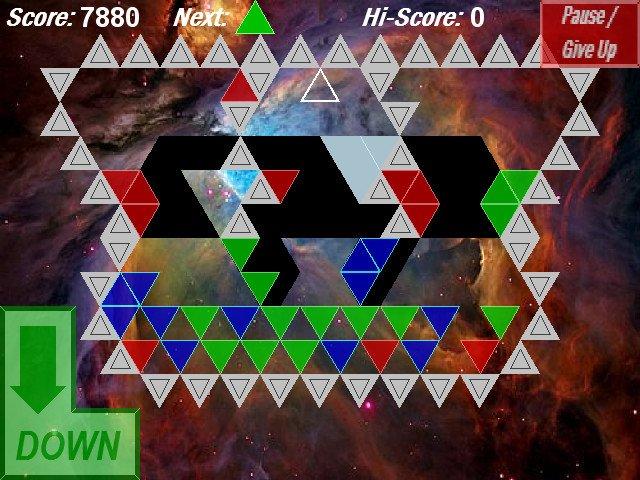 Triangulate screenshot