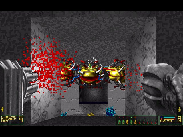 MadSpace: To Hell and Beyond screenshot