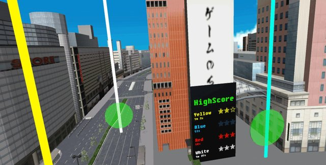 Fly High - Adrenaline Vive Jetpack Racing in VR screenshot