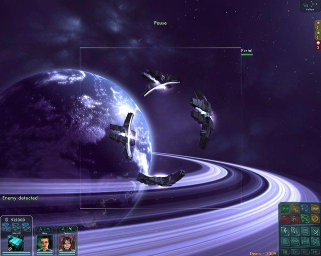 Звездные волки 2: Гражданская война screenshot