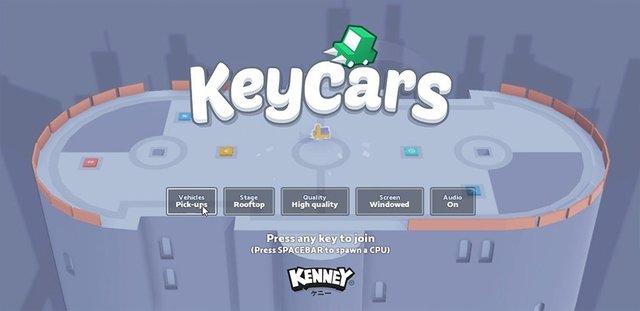 KeyCars screenshot