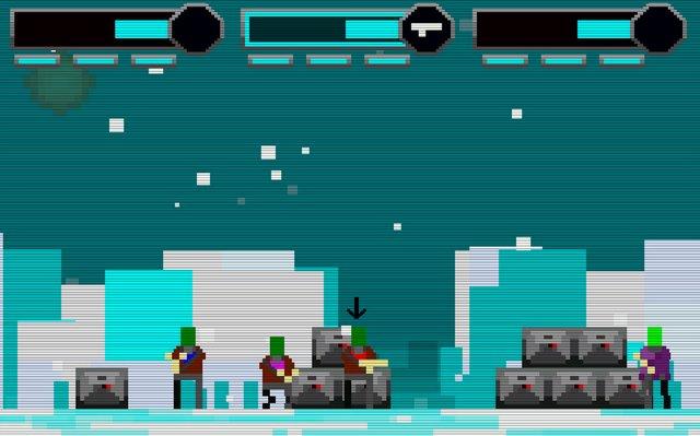 Bit Odyssey screenshot