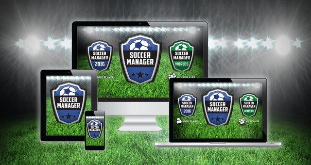 Soccer Manager screenshot