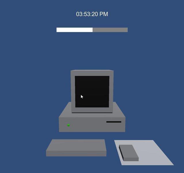 Pushy Mouse screenshot