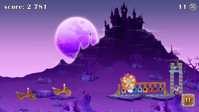Siege Wars screenshot