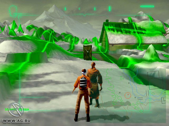 Outcast screenshot