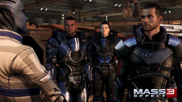 Mass Effect 3: Из пепла screenshot