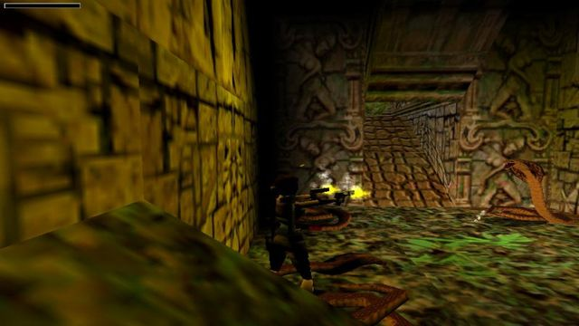 Tomb Raider 3: Adventures of Lara Croft screenshot