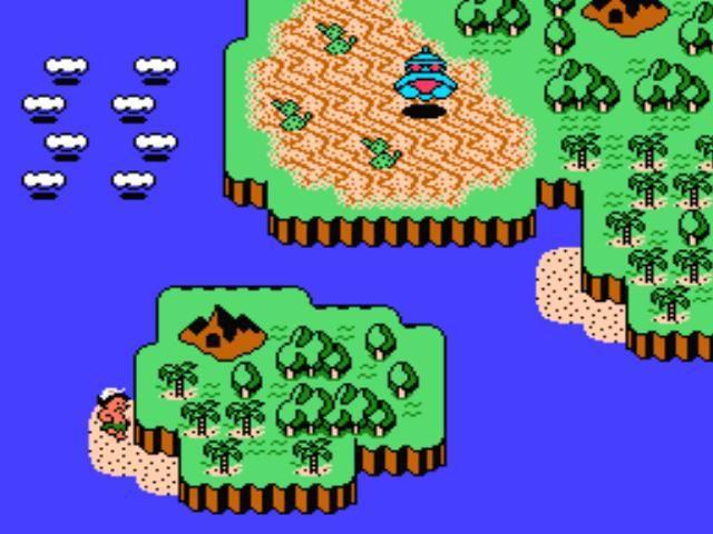 Adventure Island 3 screenshot