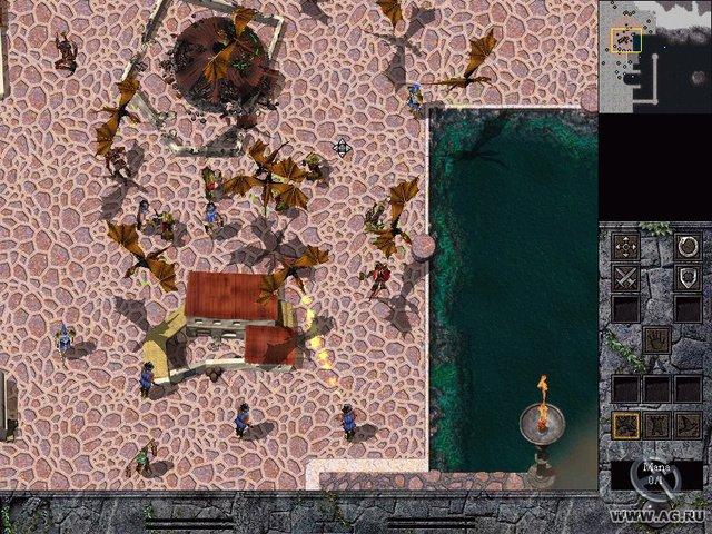 Total Annihilation: Kingdoms screenshot