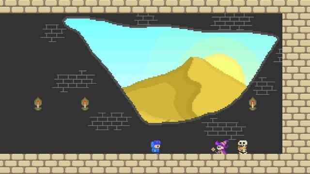 Tomb Towers screenshot