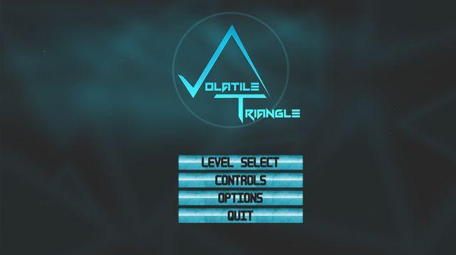 Volatile Triangle screenshot
