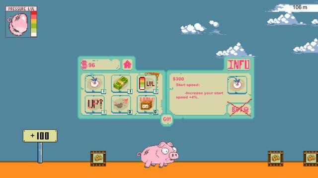 Flying Bacon screenshot