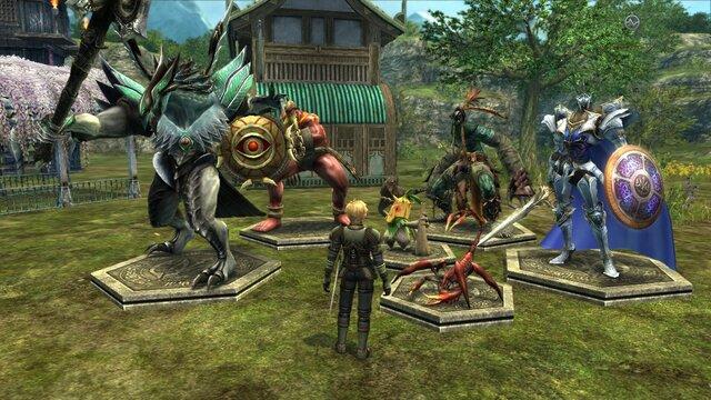 White Knight Chronicles 2 screenshot