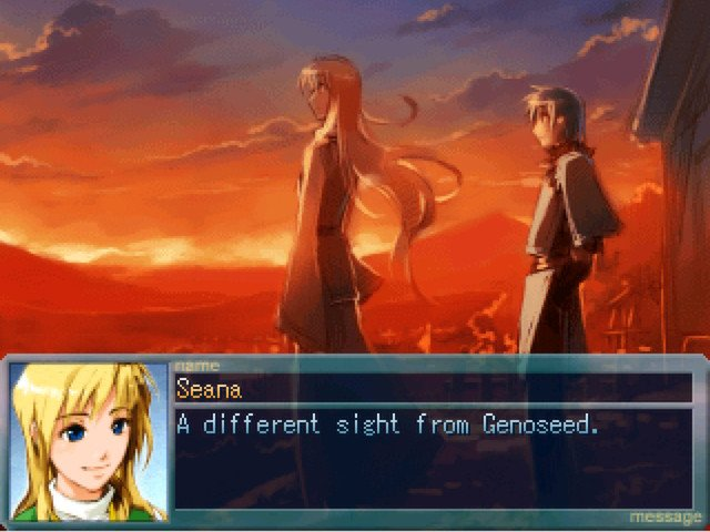 The Sacred Tears TRUE screenshot