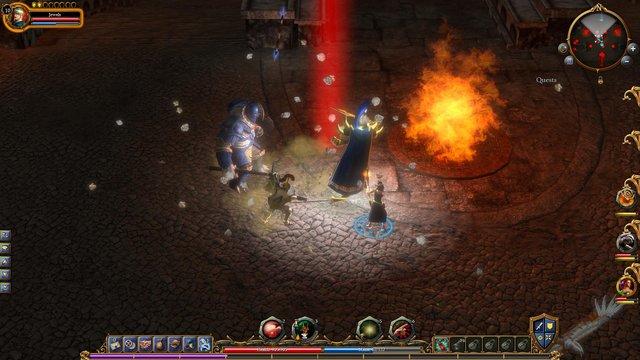 Mytheon screenshot