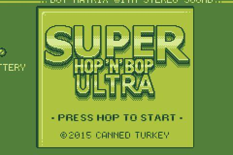 Super Hop 'N' Bop ULTRA screenshot