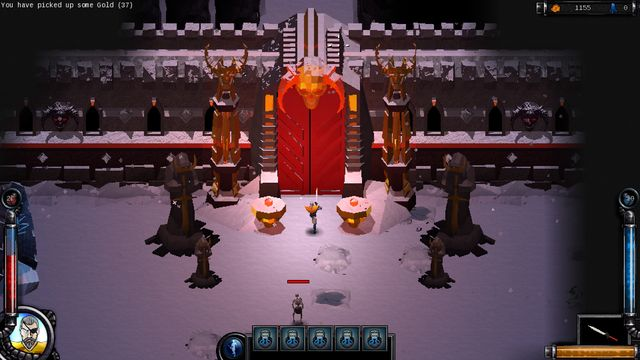 Vzerthos: The Heir of Thunder screenshot