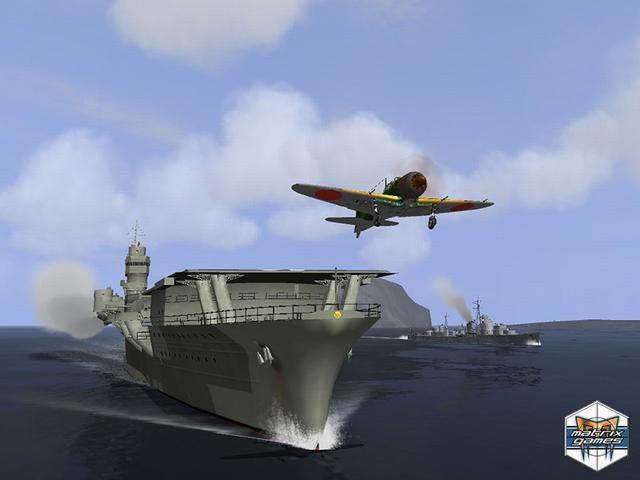 Banzai!: for Pacific Fighters screenshot