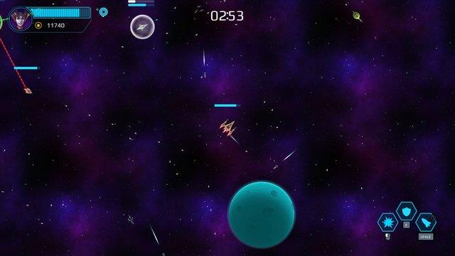 Spacepowers screenshot