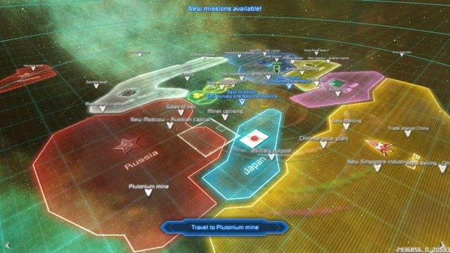 Miner Wars 2081 screenshot