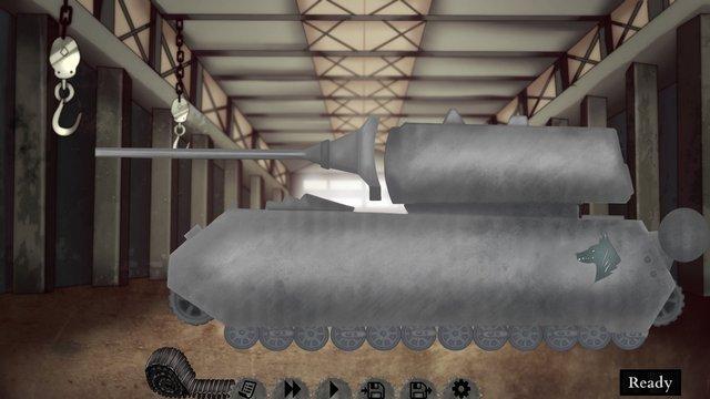 Panzer Hearts - War Visual Novel screenshot