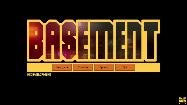 Basement screenshot