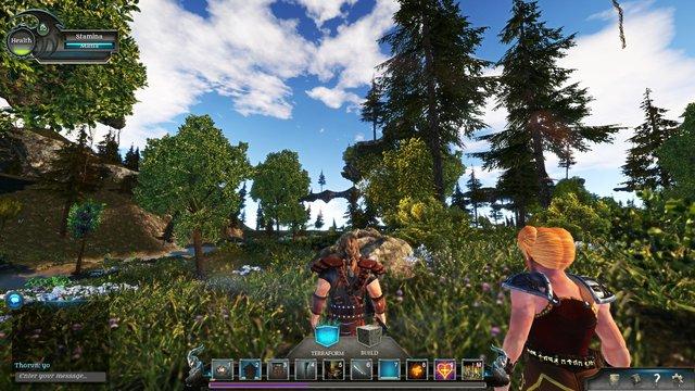 Astral Terra screenshot