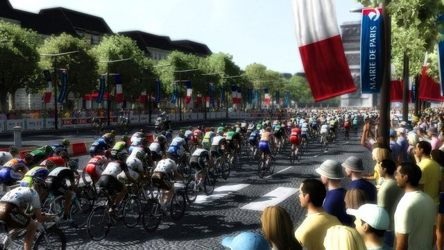 Pro Cycling Manager Season 2012 screenshot