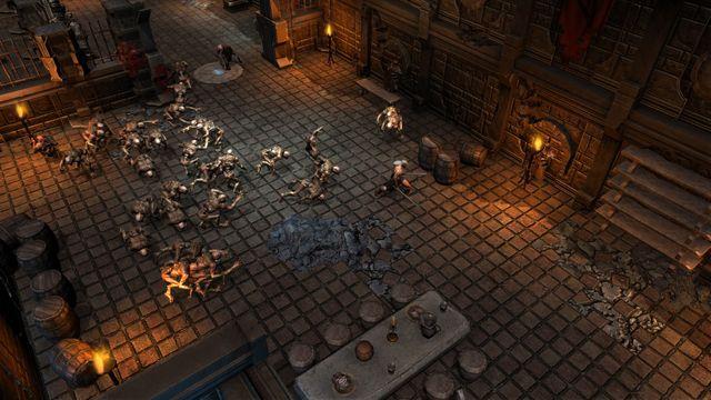 R.A.W. Realms of Ancient War screenshot