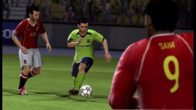 UEFA CL 2006-2007 screenshot