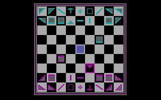 Laser Chess (1987) screenshot
