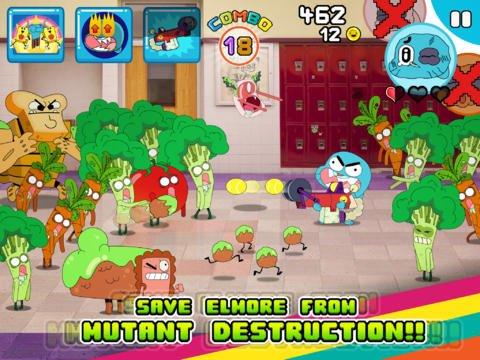 Mutant Fridge Mayhem - Gumball screenshot