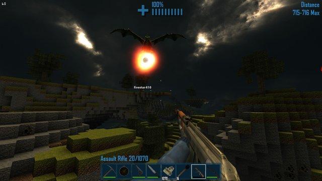 CastleMiner Z screenshot