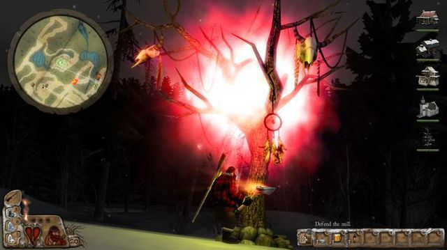 Sang-Froid - Tales of Werewolves screenshot