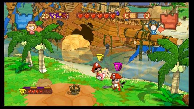Fat Princess screenshot
