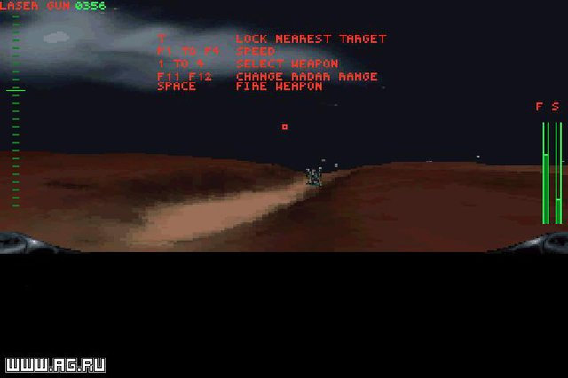 The Raven Project screenshot