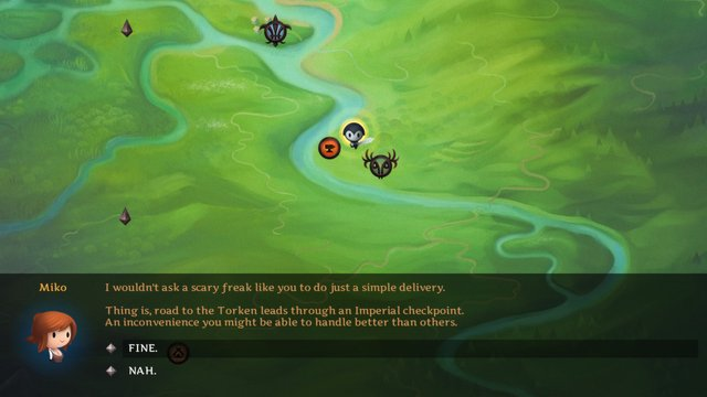 Reaper - Tale of a Pale Swordsman screenshot