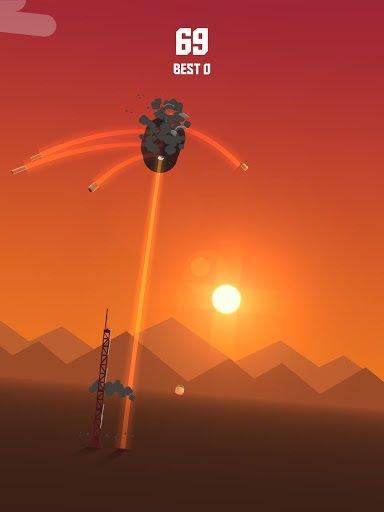 Space Frontier screenshot