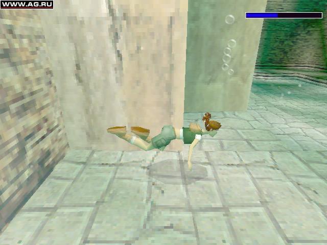 Tomb Raider IV: The Last Revelation screenshot