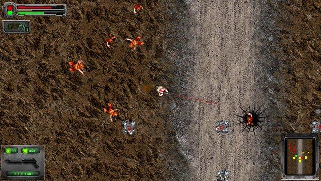 Deadstone screenshot