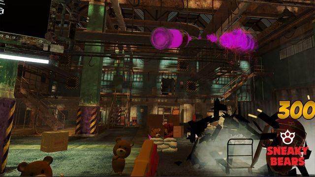 Sneaky Bears screenshot