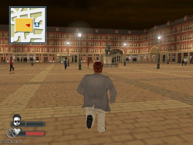 Торренте 3: Трахтенберг в Мадриде screenshot