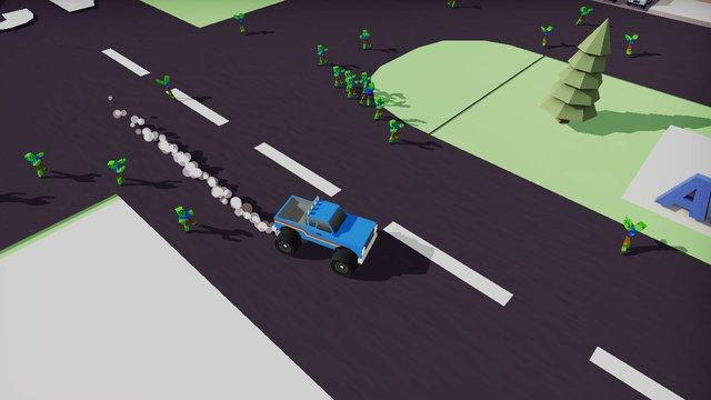 Blood Drift screenshot