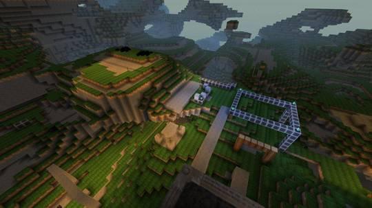 FortressCraft Chapter 1 screenshot