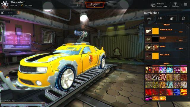 Metal Carnage screenshot