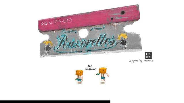 Pwnie Yard: Razorettes screenshot