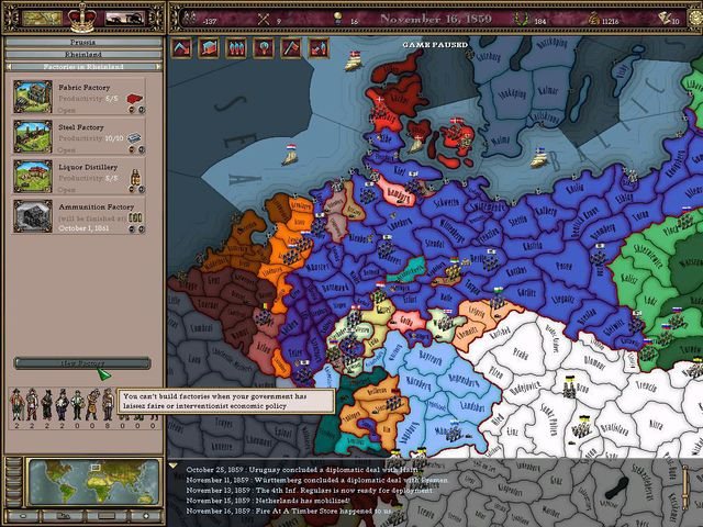 Victoria I Complete screenshot