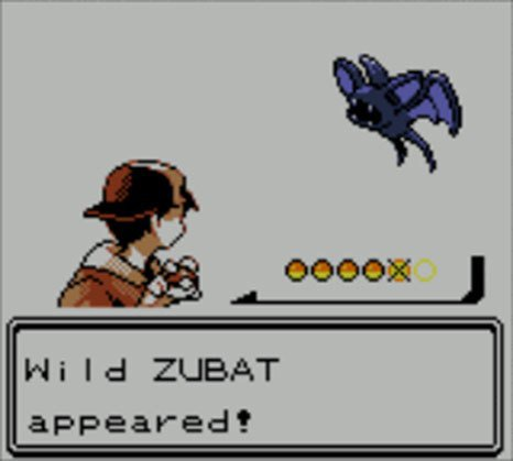 Pokémon Gold, Silver screenshot