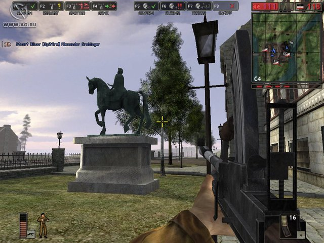 Battlefield 1942: Secret Weapons of WWII screenshot